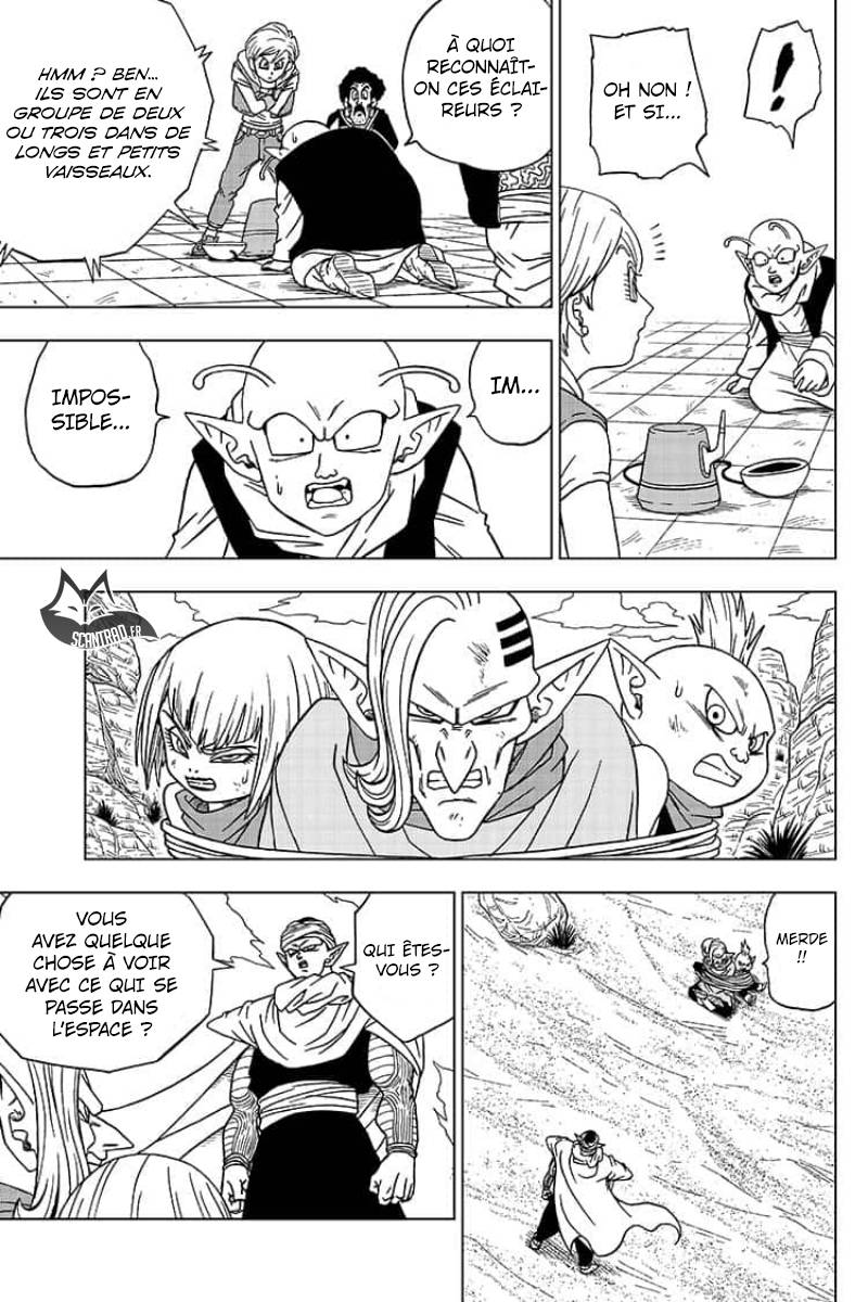 Lecture en ligne Dragon Ball Super 52 page 30