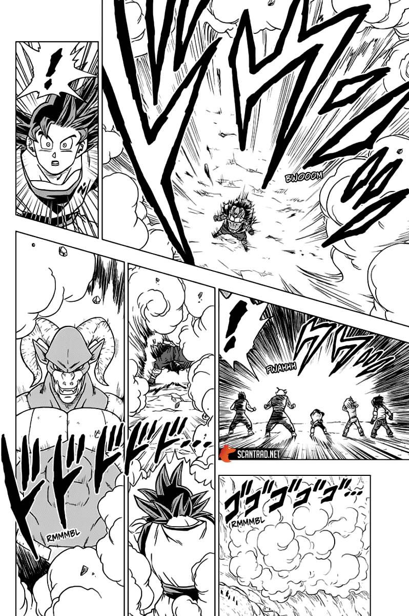 Lecture en ligne Dragon Ball Super 59 page 41
