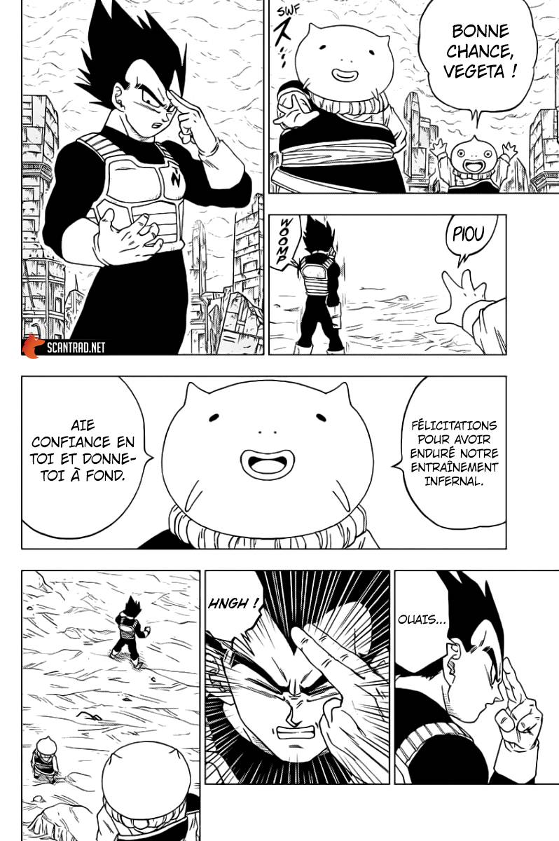 Lecture en ligne Dragon Ball Super 60 page 37