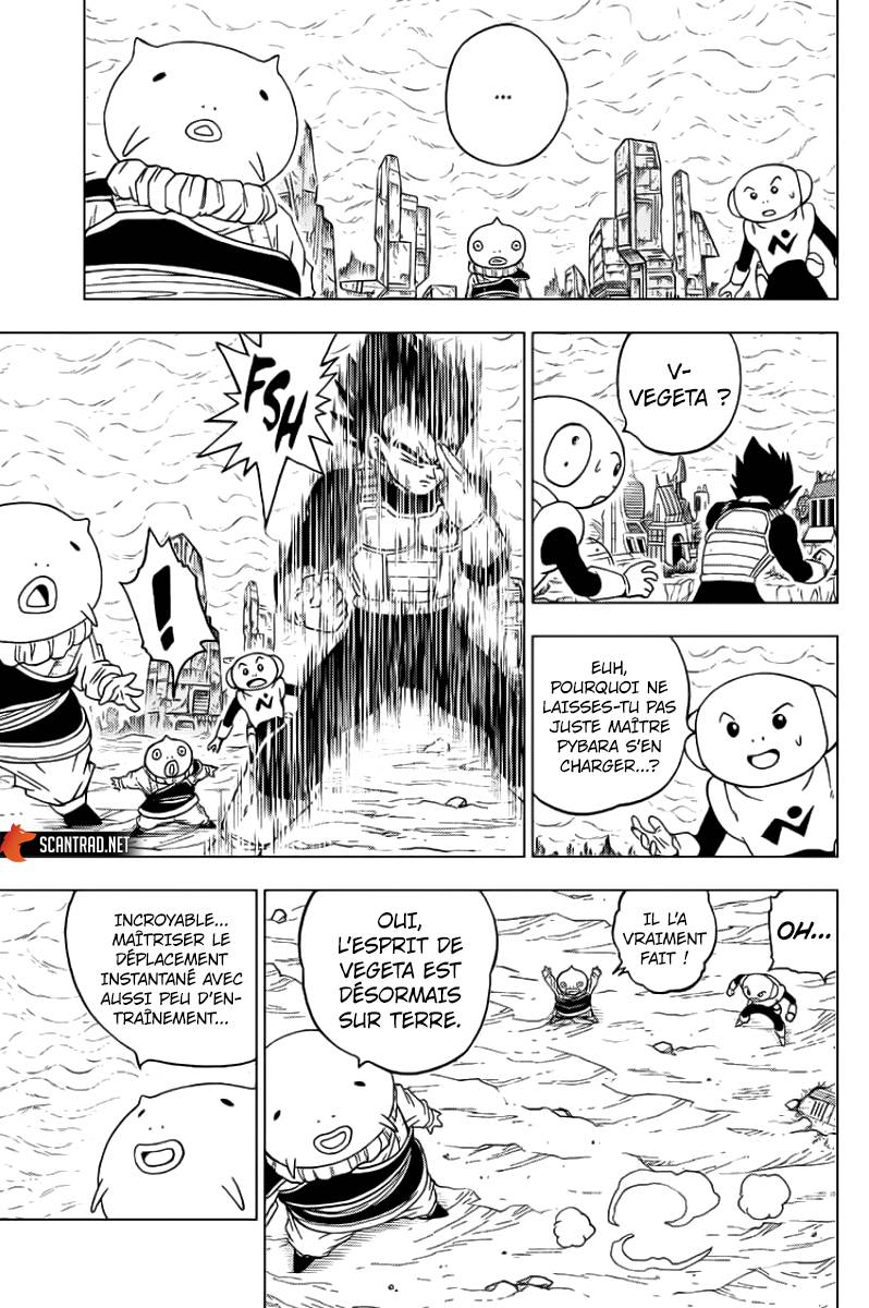 Lecture en ligne Dragon Ball Super 60 page 38