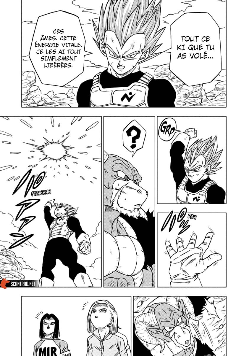 Lecture en ligne Dragon Ball Super 61 page 18