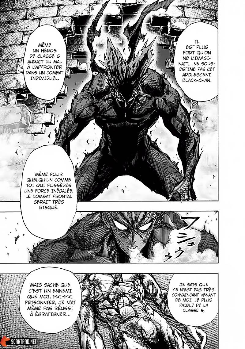 Lecture en ligne One Punch Man 121 page 7