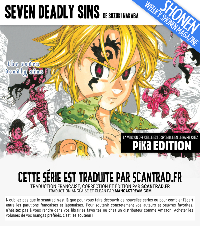 Lecture en ligne The Seven Deadly Sins 310 page 2