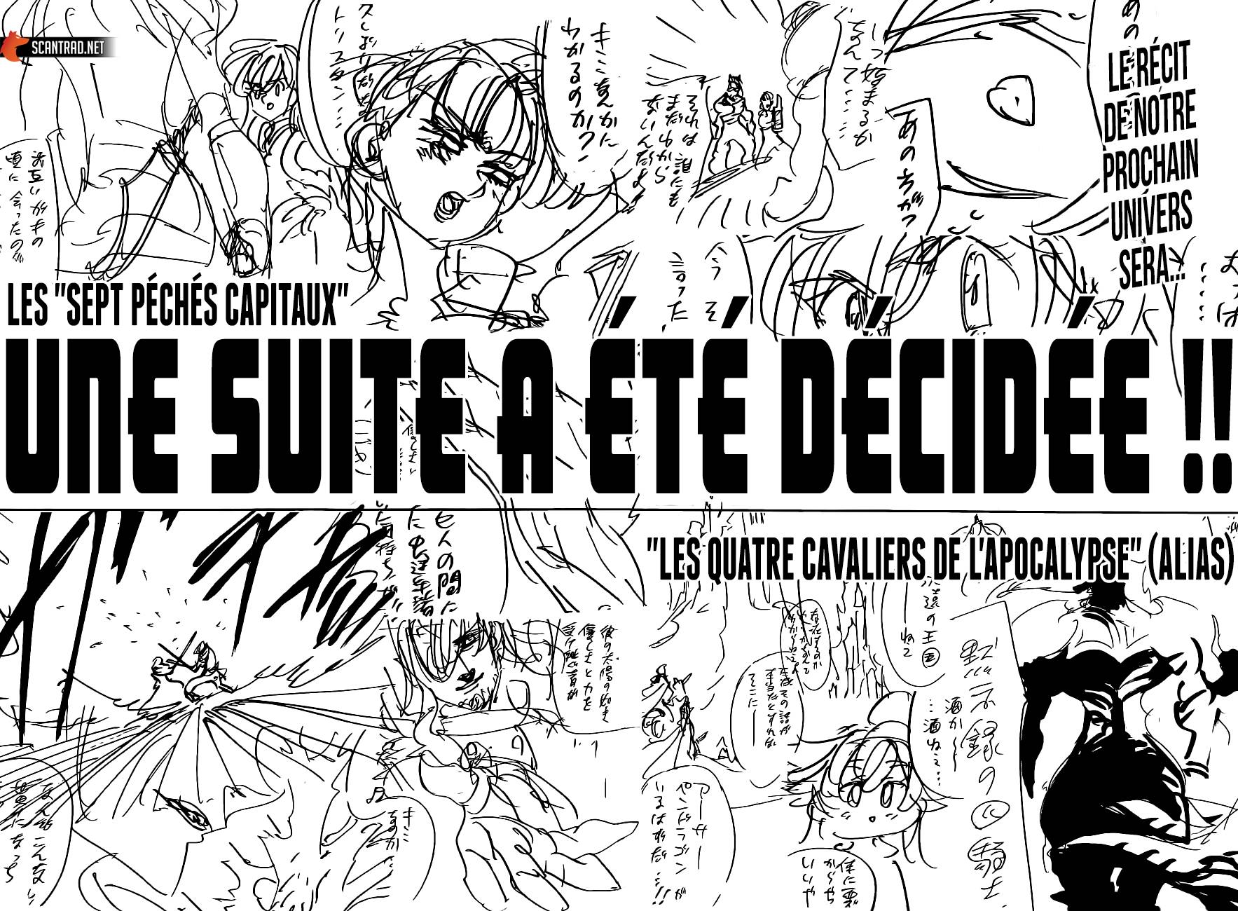 lecture en ligne The Seven Deadly Sins 346 page 23